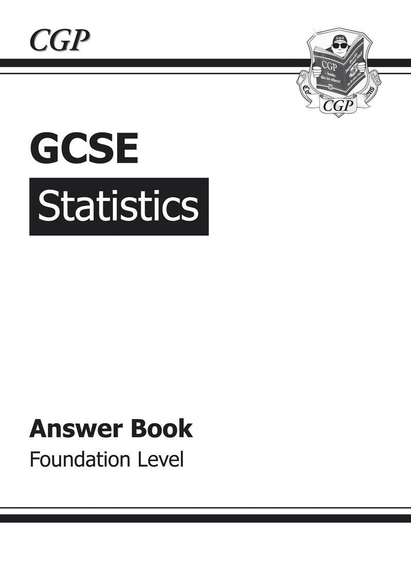 GCSE Statistics Answers (for Workbook) Foundation (A*-G Course) PDF Text fb2 ebook