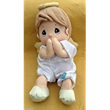 Precious Moments Plush Prayer Pal Boy Angel Doll Prays Now I Lay Me Down to Sleep by Precious Moments