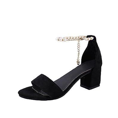 7e5c8916bd1 Lolittas Summer Black Wedge Sandals Shoes for Women Ladies, High ...