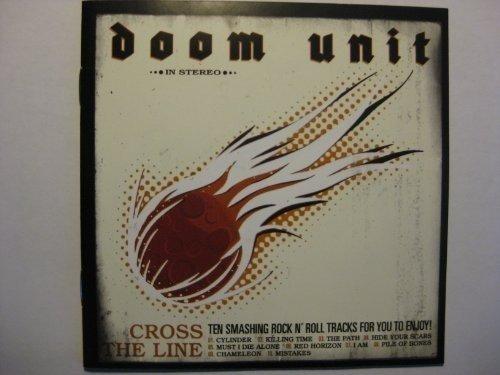 Doom Unit Cross The Line Amazon Com Music