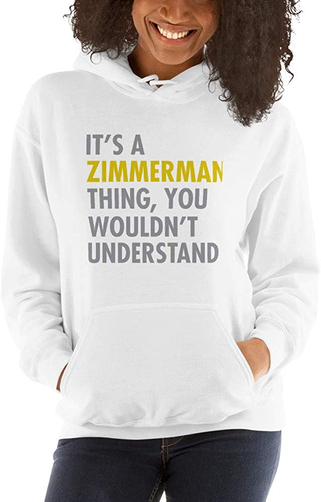 You Wouldnt Understand meken Its A Zimmerman Thing