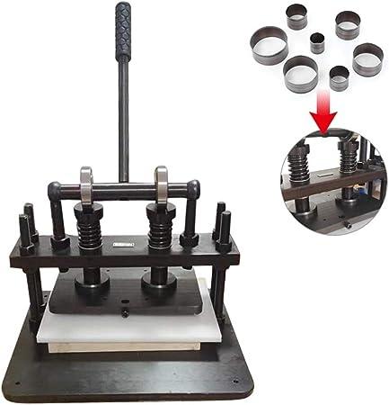 Tail DIY Leather Craft Belt Die-Cutting Die Cutter Punching Manual Tool Cutter C