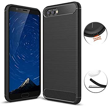 Amazon.com: RioGree for Huawei Honor View 10 Case, V10 Case ...