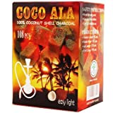 Best Hookah Coals - Coco Ala Charcoal Natural Coconut Hookah Shisha Coals Review
