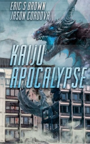 book cover of Kaiju Apocalypse