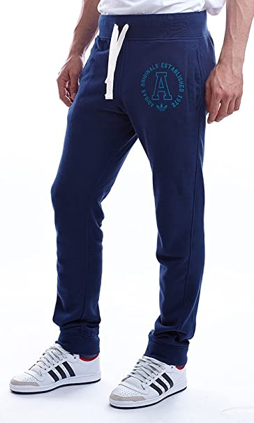 find lowest price numerousinvariety various design Adidas Men's Slim French Terry Sweat Trousers