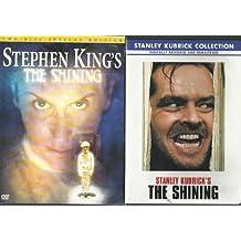 The Shining DVD Set Both Movies Stephen King!