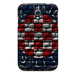 New Brickwall Tpu Skin Case Compatible With Galaxy S4