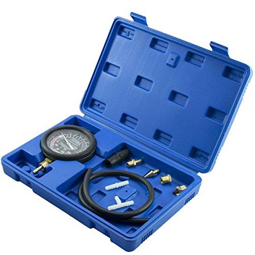 GEPCO Advanced Technology Fuel Pump & Engine Vacuum Pressure Gauge Leak Diagnostic Tool Tester Kit + Case by GEPCO Advanced Technology (Image #3)
