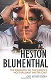 Heston Blumenthal, Chas Newkey-Burden, 1843583062