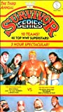 WWF: The 3rd Annual Survivor Series [VHS]