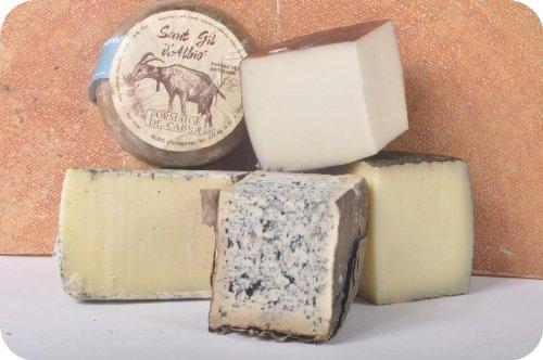 Spanish Cheese Assortment - 5 Cheeses (8 oz Each)