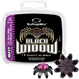 Softspikes Black Widow Q-Fit System Set of 18