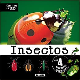 Insectos: Equipo Susaeta: 9788467722901: Amazon.com: Books