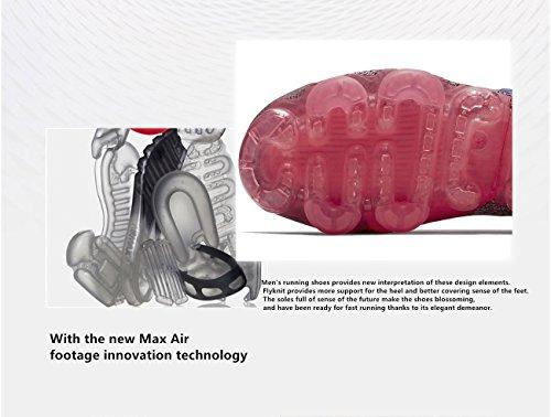 Gymnastique Femme Chaussures Flyknit Course Air2 Chaussures de Gris 2 de 0 Rouge AIR 6IaSrI
