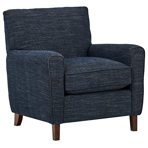 Rivet Lawson Modern Angled Chair, 33