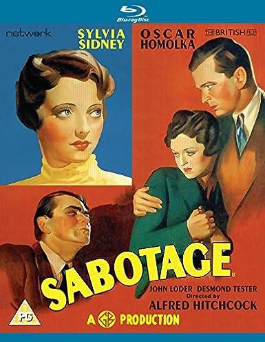 Image result for sabotage hitchcock