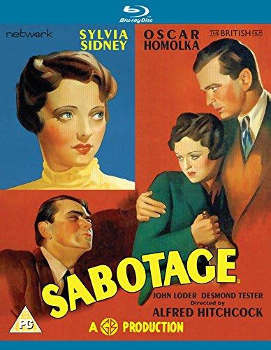 (Sabotage [Blu-ray])