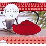 Thekitchenette 7321491 Théière Fonte Arita Rouge 0,6 L