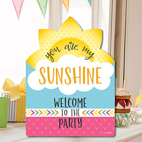 You Are My Sunshine Party Decorations Birthday Party Or