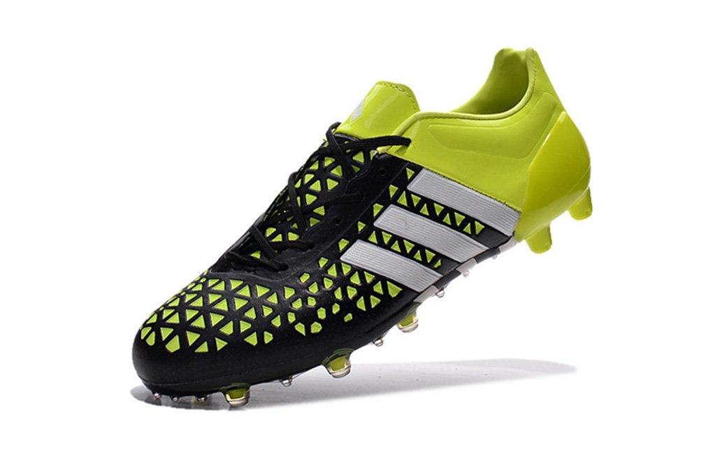 Herren ACE 15,1 FG schwarzwithyellow Niedrig Fußball Schuhe Fußball Stiefel