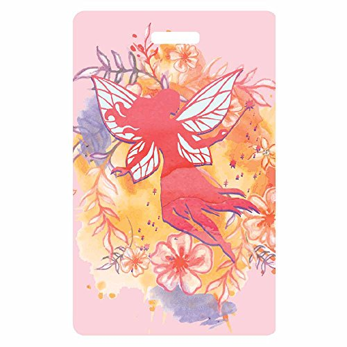 Personalized Fairies Luggage Tag, 2 pack