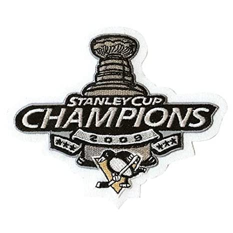 Image Unavailable. Image not available for. Color  2009 NHL Stanley Cup  Champions Jersey Patch Pittsburgh Penguins d84b861d3