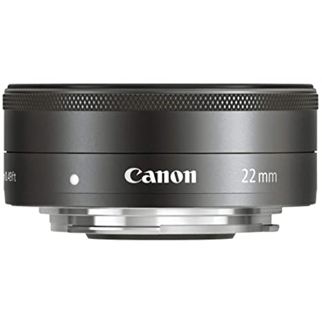Canon EF-M 22 mm f/2 STM - Objetivo para Canon (Distancia Focal ...