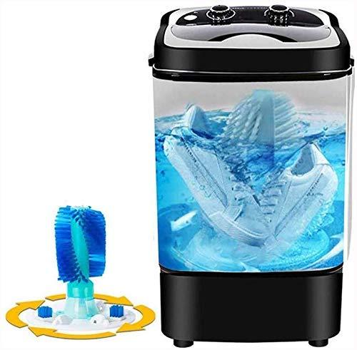 ZHOUMEI Durable Mini Lavado Zapatos máquina de Gran Capacidad ...