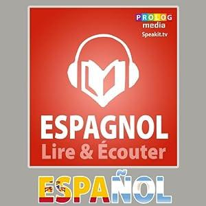 Espagnol - Guide de conversation: Lire et Écouter Audiobook