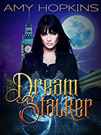 Dream Stalker by Amy Hopkins ebook deal