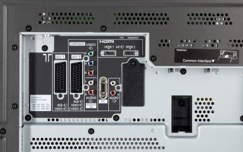 Panasonic TH42PX71 - Televisión HD, Pantalla Plasma 42 pulgadas ...