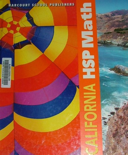 Read Online CALIFORNIA HSP MATH Grade 5 pdf