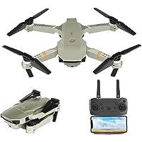 Quadcopter FPV z kamera HD 4K, skladany mini drona, z tryb bez glowy 1battery, elektronika konsumenta