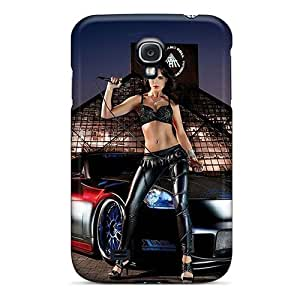Hot Tpye Modded 350z Case Cover For Galaxy S4