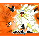 Nintendo 3ds Pokémon Sun & Moon Super Music / Ost