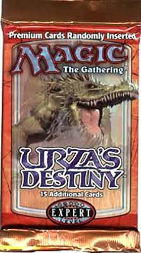 Urzas Destiny Magic Card - Magic the Gathering Urzas Destiny Booster Pack 15 cards