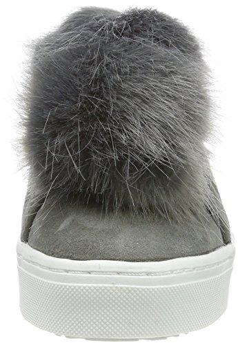 Leya Sneakers Edelman Basses Grey Femme Gris Sam pqwaA1n