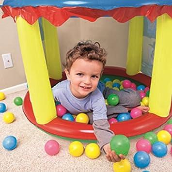 Castillo Hinchable Bestway La Casa de Mickey Mouse 99x110 cm ...