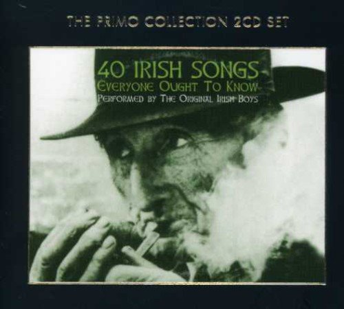 40 Irish Songs Everyone Ought to - Songs Folk Traditional