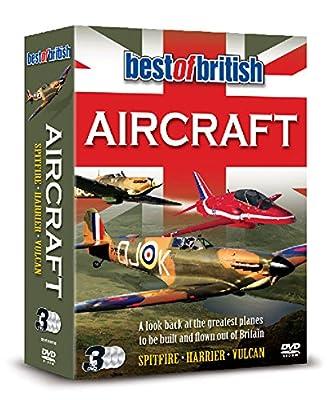 Best Of British Aircraft - DVD [NON USA FORMATTED VERSION REGION 2 DVD]