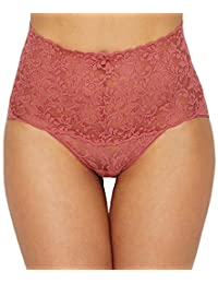 Hanky Panky Women's Signature Lace Retro Bikini Panty