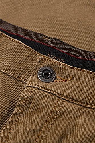 JP 1880 Homme Grandes tailles Pantalon 5 poches sable 56 705859 22-56