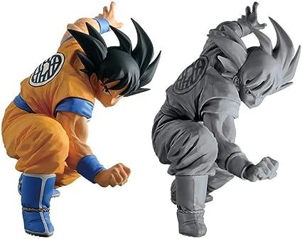 Dragon Ball Z BANPRESTO WORLD FIGURE COLOSSEUM Budokai 2 9 Goku black Normal ver
