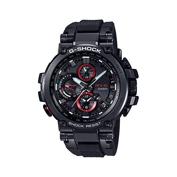 51Ay1AAJucL. SS600  - Casio G-Shock MT-G Connected Black Watch MTG1000B-1A