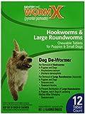 B. Sentry HC WormX Dog Dewormer, Small Dogs, 12ct