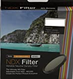 Vivitar 49mm Variable ND 2-1000 Neutral Density NDX Filter