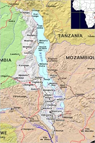 Modern Day Color Map of Malawi in Africa Journal: Take Notes ... on mozambique map, cameroon map, mauritius map, libya map, senegal map, kenya map, democratic republic congo map, nigeria map, kiribati map, ethiopia map, jamaica map, algeria map, liberia map, mali map, tanzania map, madagascar map, gambia map, morocco map, niger map, tunisia map, rwanda map, macedonia map, sudan map, togo map, egypt map, ghana map, lesotho map, swaziland on map, zambia map, uganda map, zimbabwe map, africa map, namibia map, angola map, sierra leone map,
