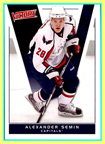 2010-11 Upper Deck Victory #197 Alexander Semin washington capitals Alexander Semin Washington Capitals