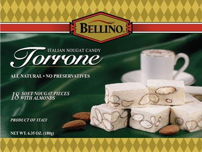 Bellino Torrone 18-count, 7.62-Oz  Boxes (Pack of 2)